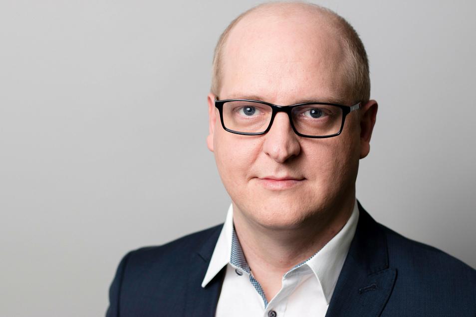 Auf dem SPD-Kreisparteitag in Leisnig wurde Henning Homann als Kreisvorsitzender wiedergewählt - mit 94 Prozent der Delegierten-Stimmen.