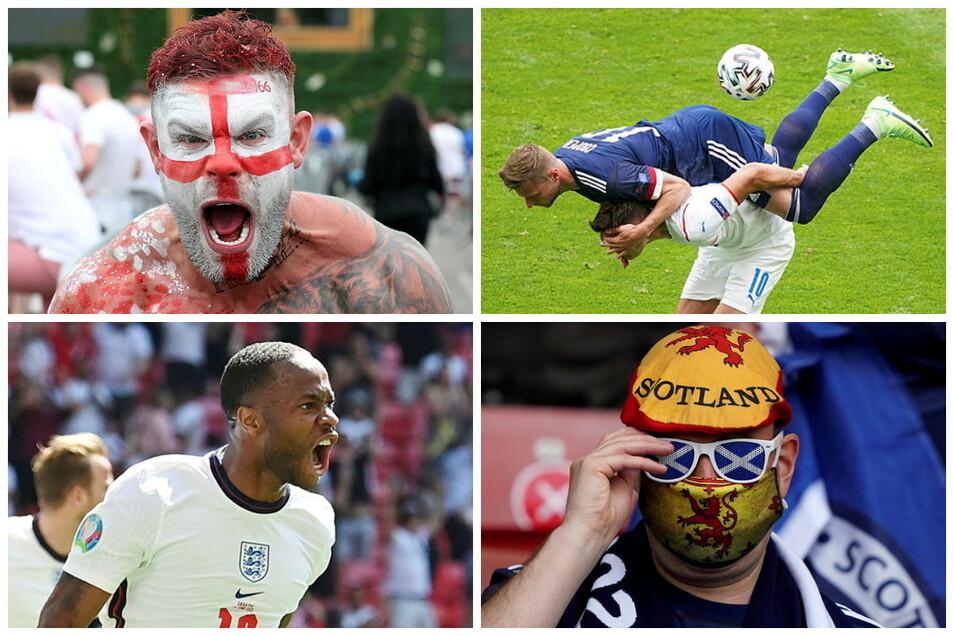 England gegen Schottland ist das älteste Länderspiel überhaupt. 1872 trafen die beiden Nationen das erste Mal aufeinander. Die Rivalität ist bis heute geblieben.