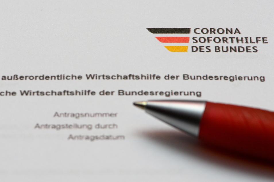 331 Millionen Euro wurden im Rahmen der November- und Dezemberhilfen bisher an die sächsische Unternehmen und Selbstständige ausgezahlt.