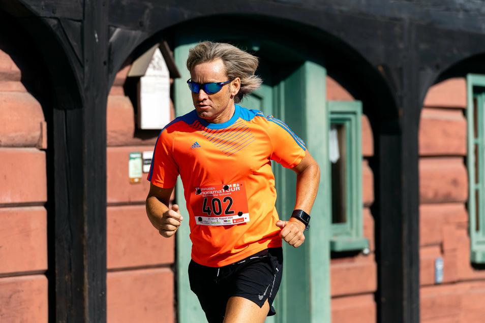 Für viele Läufer war die Panoramatour der erste Wettkampf in diesem Jahr.