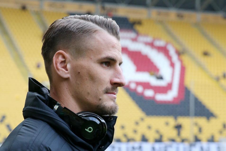 Stefan Kutschke hat für Dynamo gespielt, jetzt trifft der Dresdner mit dem FC Ingolstadt auf seinen Heimatverein.
