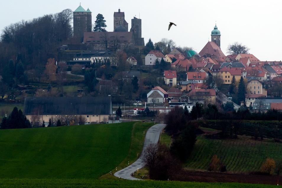 Stolpens Helden haben alle einen Blick auf die Burg. Woher stammen sie?
