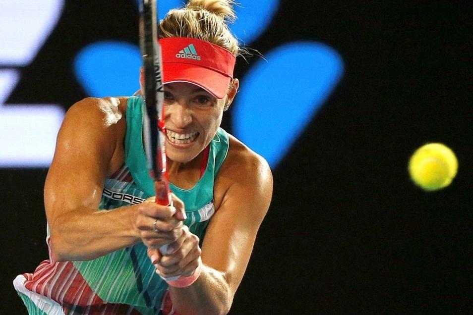 Angelique Kerber sorgte für den ersten Grand-Slam-Titel einer deutschen Spielerin seit dem Triumph von Steffi Graf bei den French Open 1999.