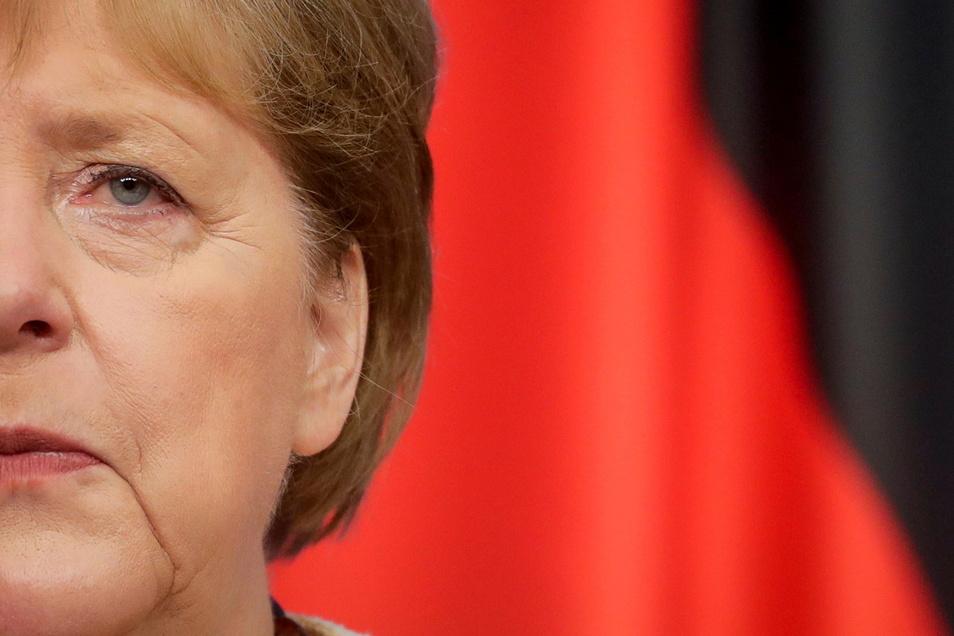 Bundeskanzlerin Angela Merkel konnte sich aber beim EU-Gipfel nicht mit dem Vorschlag durchsetzen, auch wieder Spitzentreffen mit dem russischen Präsidenten Wladimir Putin ins Auge zu fassen.