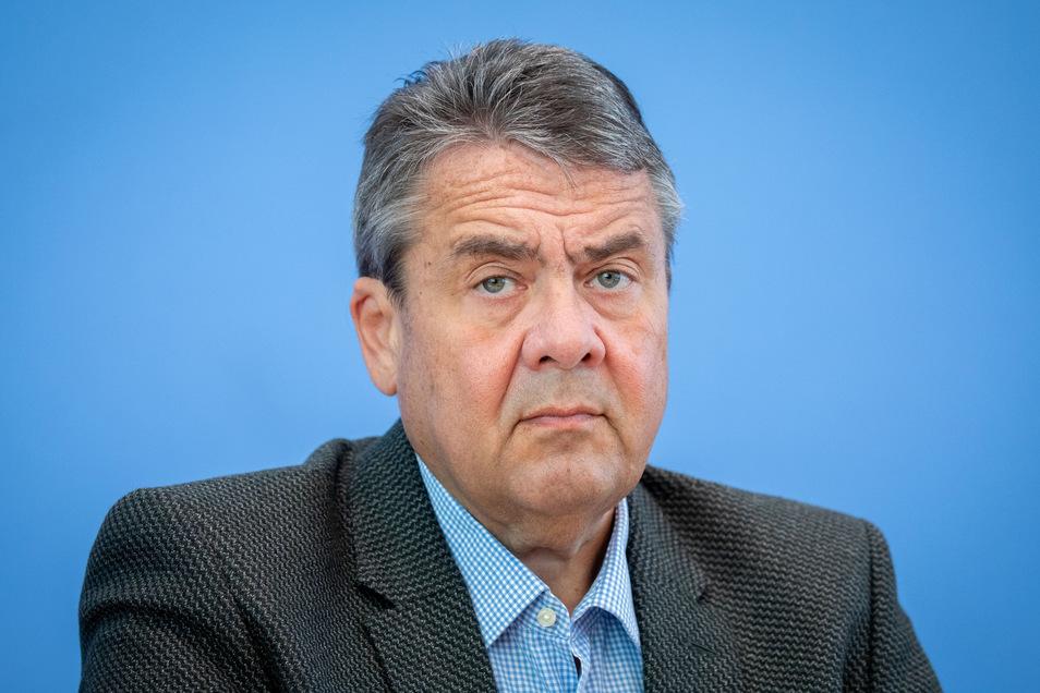Sigmar Gabriel war Bundesaußenminister und SPD-Chef.