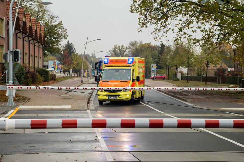Ausgebremst: Der ASB fährt ab 2021 keinen Rettungsdienst mehr zwischen Görlitz und Niesky.