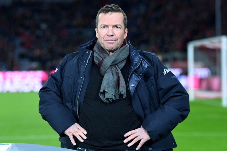 War Fußballer, dann Trainer und ist jetzt TV-Experte: Lothar Matthäus, der am 21. März seinen 60. Geburtstag feiert.