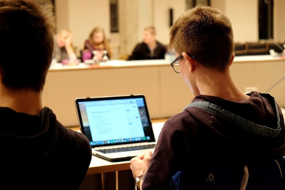 Der Meißner Jugendstadtrat wurde vor fünf Jahren gegründet.