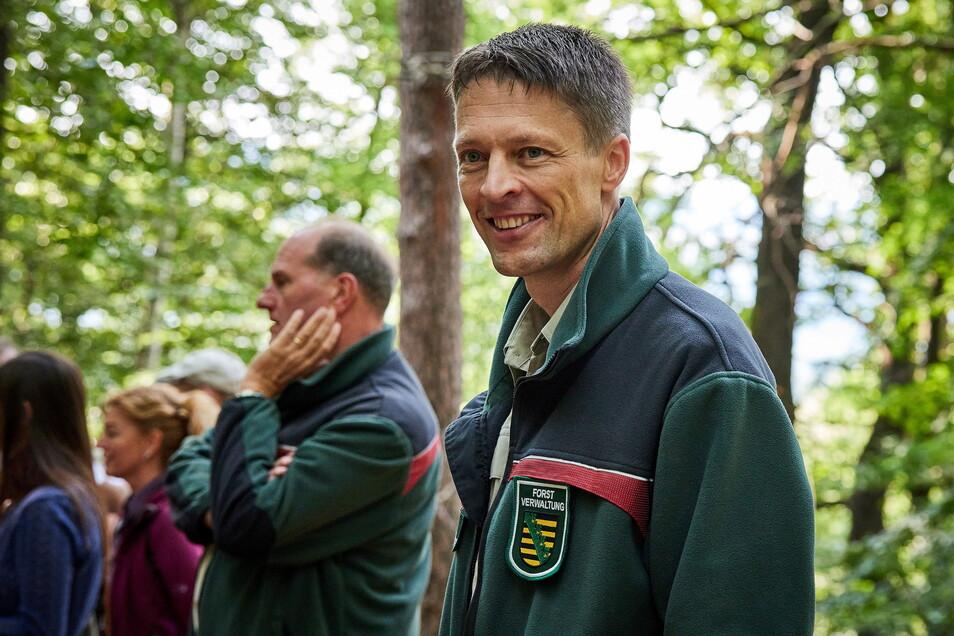 Nationalparkchef Ulf Zimmermann: Er ist seit Juli 2020 im Amt.