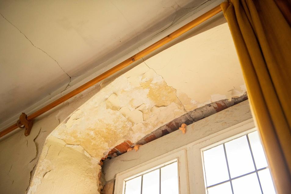 Doch der Bedarf an Restaurierung ist nicht mehr zu übersehen.