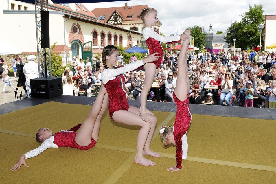Das Döbelner Stadtfest 2020 kann nicht stattfinden. Das teilte die Stadtverwaltung am Montag mit.