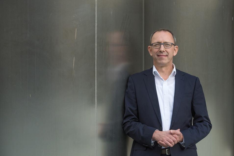 Jörg Urban (56) ist seit 2018 Chef der AfD Sachsen. Schon 2017 wurde er nach Frauke Petry Vorsitzender der AfD-Landtagsfraktion.