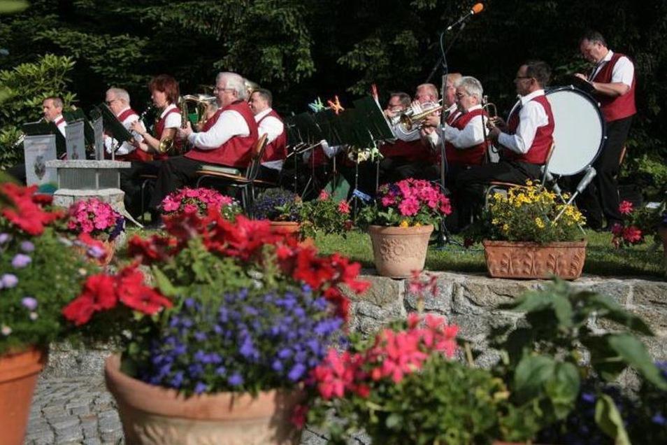 Das Straßenmusikfestival - hier ein Auftritt des Kamenzer Blasorchesters vor ein paar Jahren - kann in der Lessingstadt in diesem Jahr nicht stattfinden.
