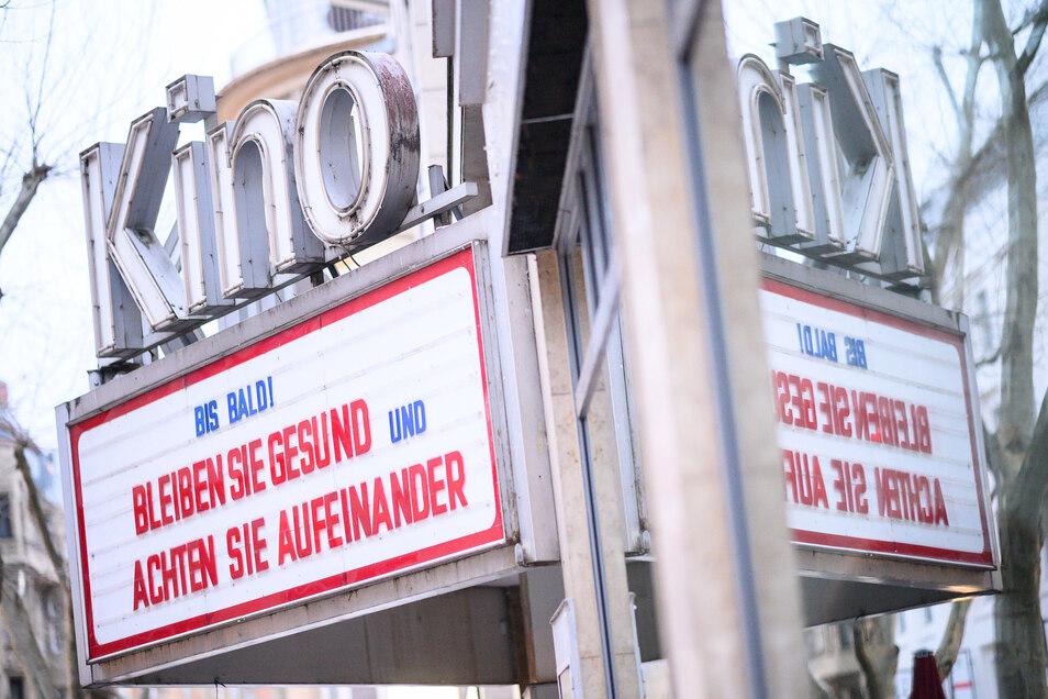 Die Kinos in Deutschland sind wegen der Corona-Krise geschlossen.