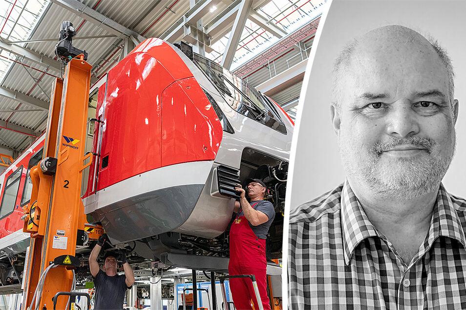 Tilo Berger ist Redakteur in der Bautzener SZ-Lokalredaktion.