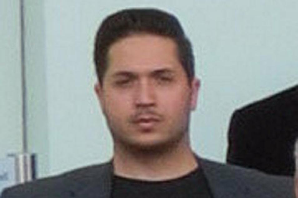 Eric Süßmann, bisheriger AfD-Gemeinderat. Sein Platz bleibt unbesetzt.
