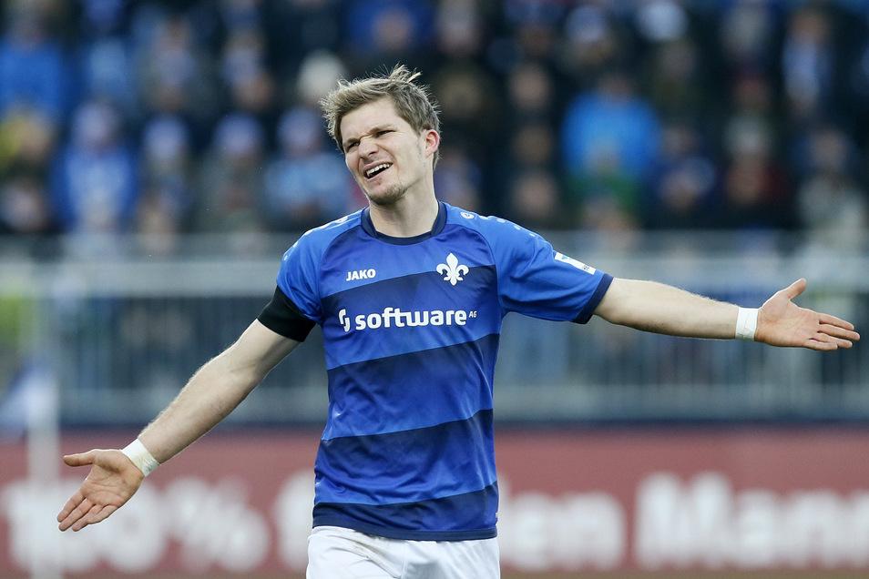 Bis Januar 2017 spielte Jungwirth für Darmstadt.