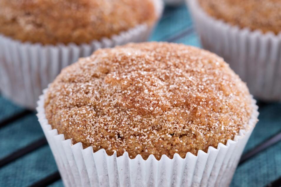 Muffins backen geht schnell und einfach.
