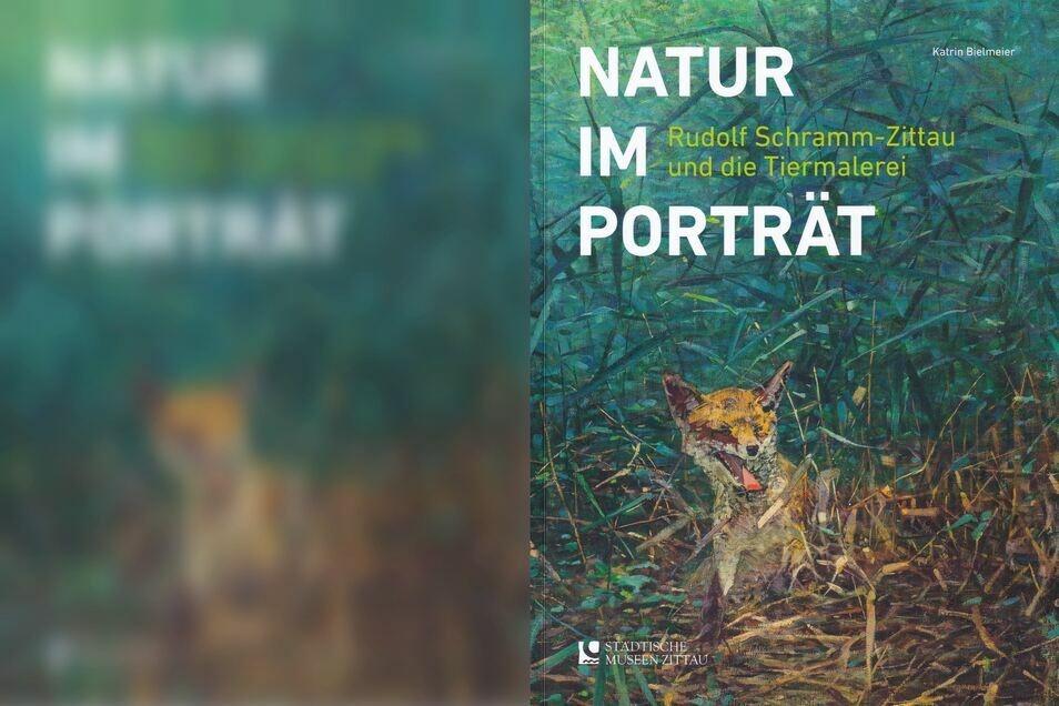 So sieht das Cover zum Ausstellungskatalog aus.