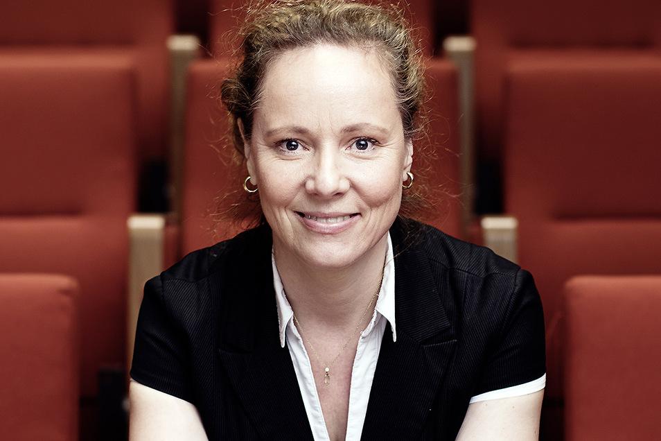 Frauke Roth ist seit 2015 die Intendantin der Dresdner Philharmonie.