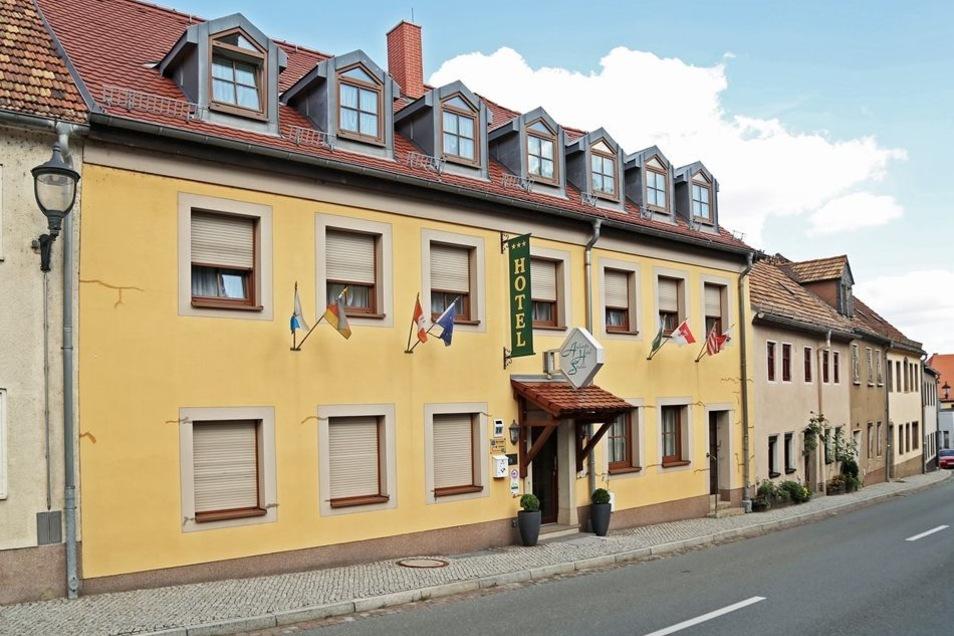 Im Ambiente Hotel steigen vor allem Radtouristen ab. Die neuen Besitzer des Hotels, Familie Koken, wünschen sich eine Umgehungsstraße für mehr Ruhe in der Innenstadt.