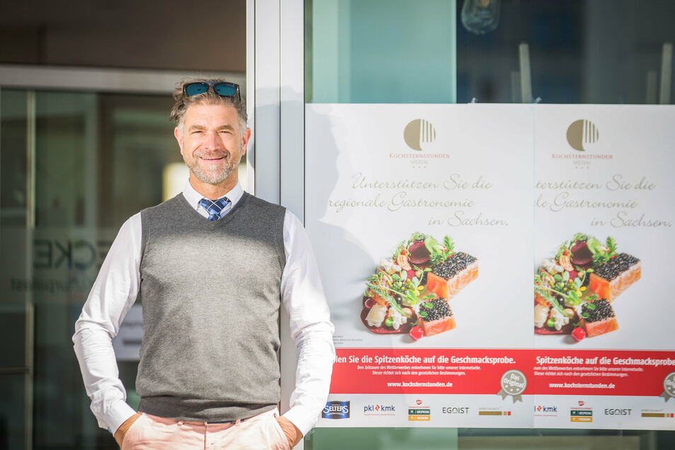 Clemens Lutz plant eine Sonderauflage seines Menüwettbewerbs Kochsternstunden.