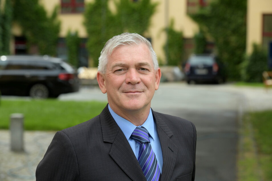 Andreas Korf ist der neue Direktor vom Schlosshotel Althörnitz.