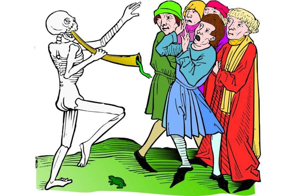 Der Tod tanzt