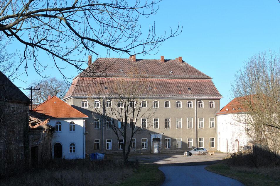 Auch das ehemalige Rittergut in Tanneberg wollte der Angeklagte einst kaufen. Der Gemeinderat von Klipphausen lehnte aber ab.