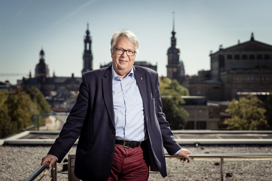Geert Mackenroth: Ich würde die Talkrunde mit Gysi wieder so machen.