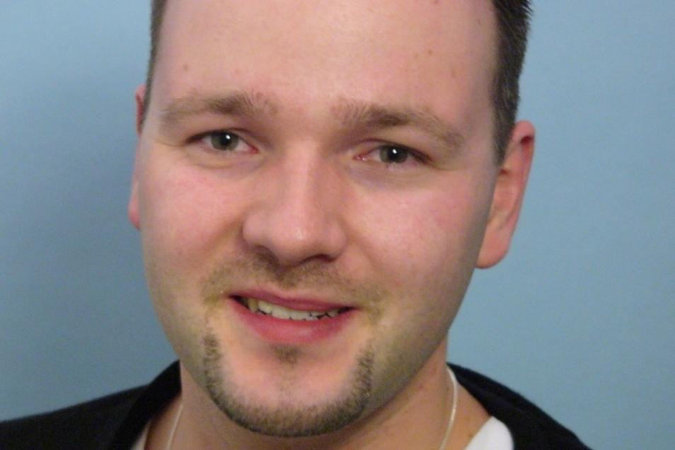 Robért Haupt will nicht mehr für die AfD im Löbauer Stadtrat sitzen.