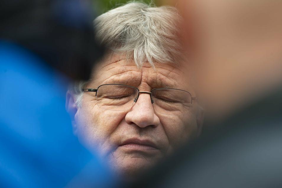 """Der AfD-Vorsitzende Jörg Meuthen hatte bereits vergangene Woche von """"Parteischädigung"""" gesprochen."""