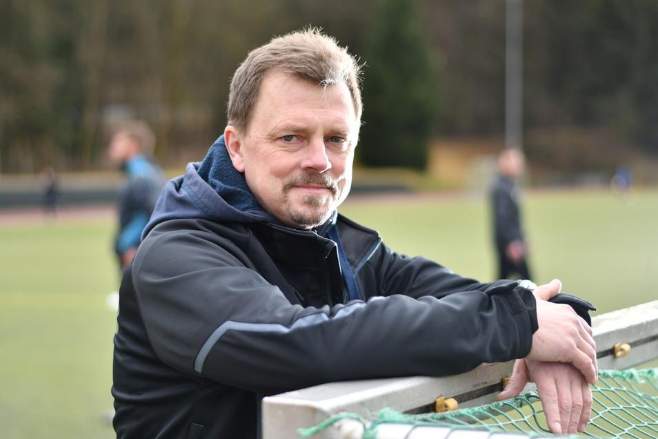 Wesenitztal-Coach Uwe Rahle erhielt eine Absage .