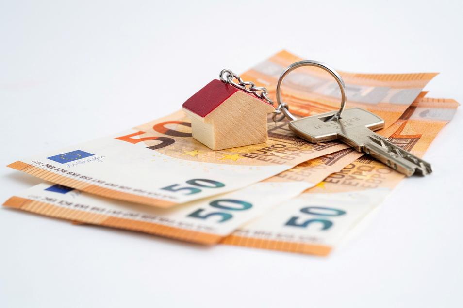 In Sachsen lässt es sich finanziell am besten leben. Das gilt vor allem bei den Mietpreisen.