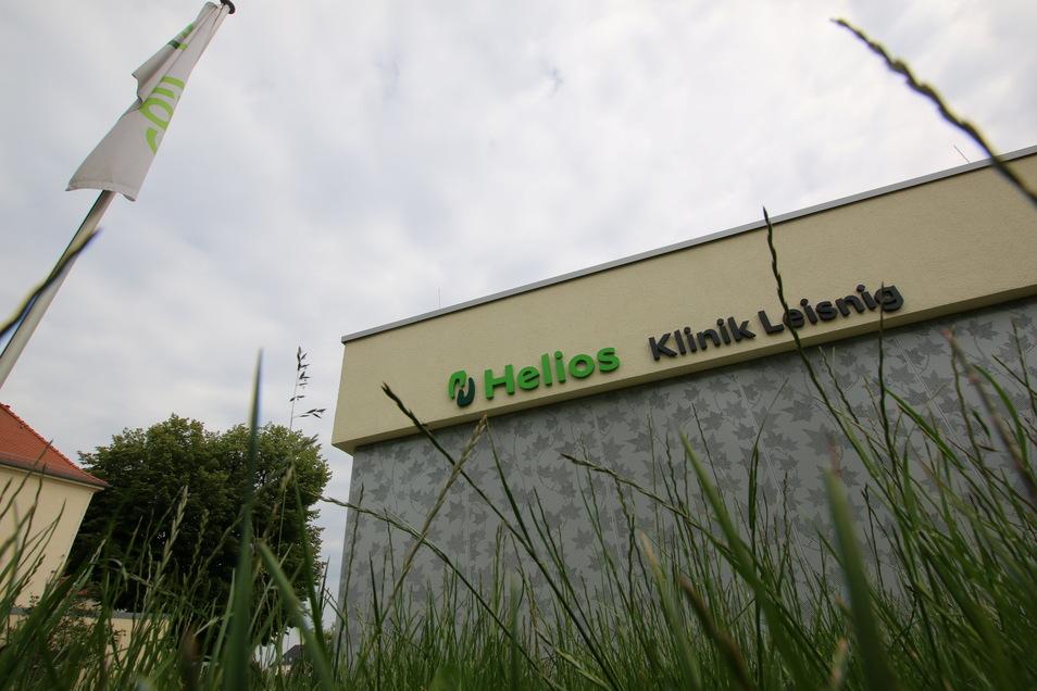 Auch Beschäftigte der Leisniger Helios-Klinik werden nach dem neuen Konzerntarifvertrag entlohnt, über den im Moment verhandelt wird.