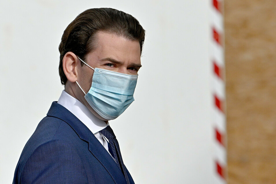 Corona-Krise in Österreich: Bundeskanzler Kurz verkündet zweiten Lockdown