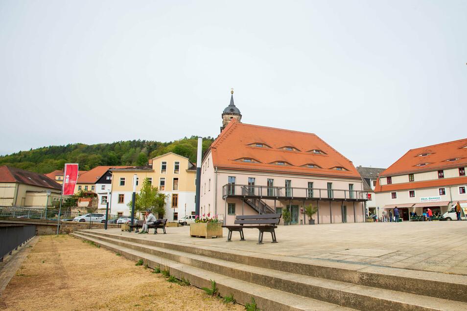 Mission Stadtplatz: Das Königsteiner Innenstadtmanagement wollte hier umgestalten.
