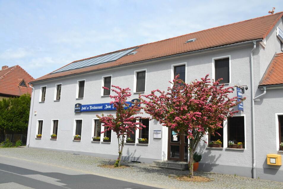 Der Firstenstein in Königshain