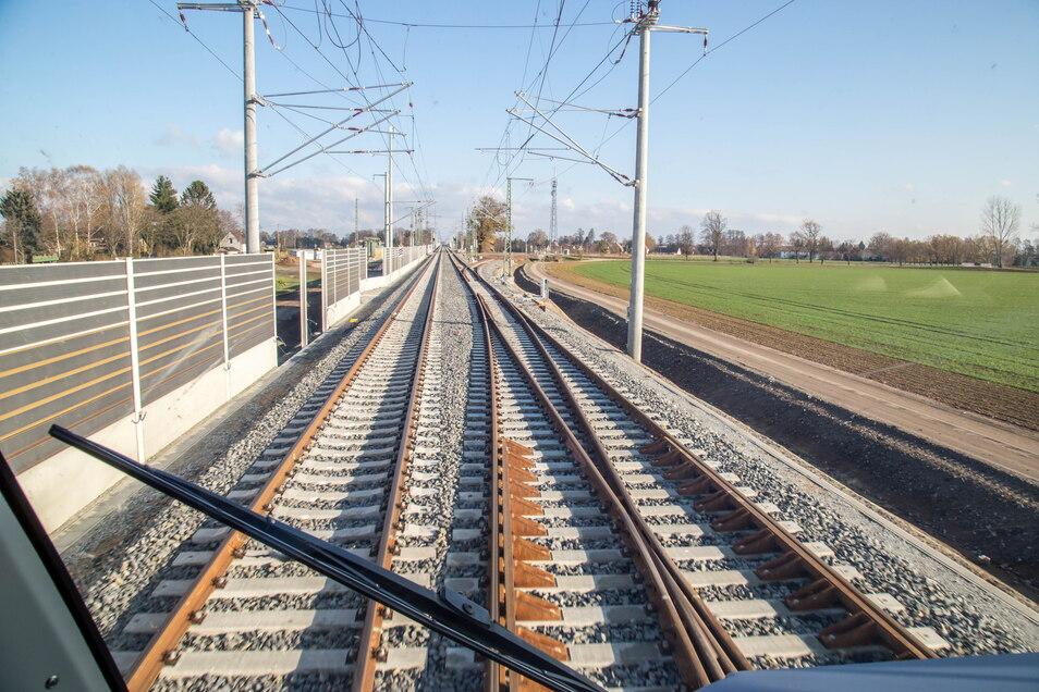 Ausbau und Elektrifizierung mehrerer Bahnstrecken wurden der Lausitz im Zusammenhang mit dem Strukturwandel versprochen. Doch nur für einige stehen die Signale auf Grün.