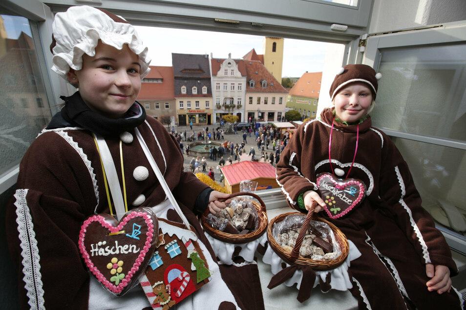 Wegen Corona findet an diesem Wochenende in Pulsnitz kein Pfefferkuchenmarkt statt. Die Pfefferküchler der Stadt laden trotzdem ein.