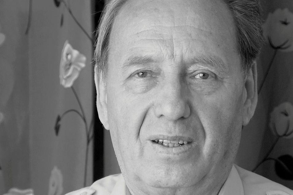 Fred Jerchel war von 1979 bis 1999 im Dienste der Bröthener und der Michalkener tätig.