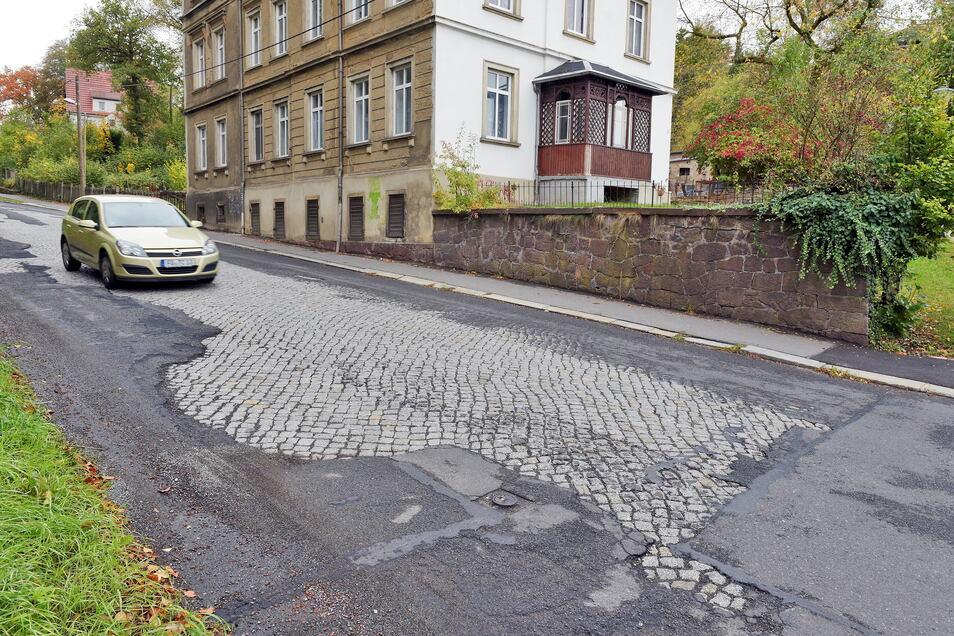 Der Ausbau der Johannistalstraße soll im Sommer starten.