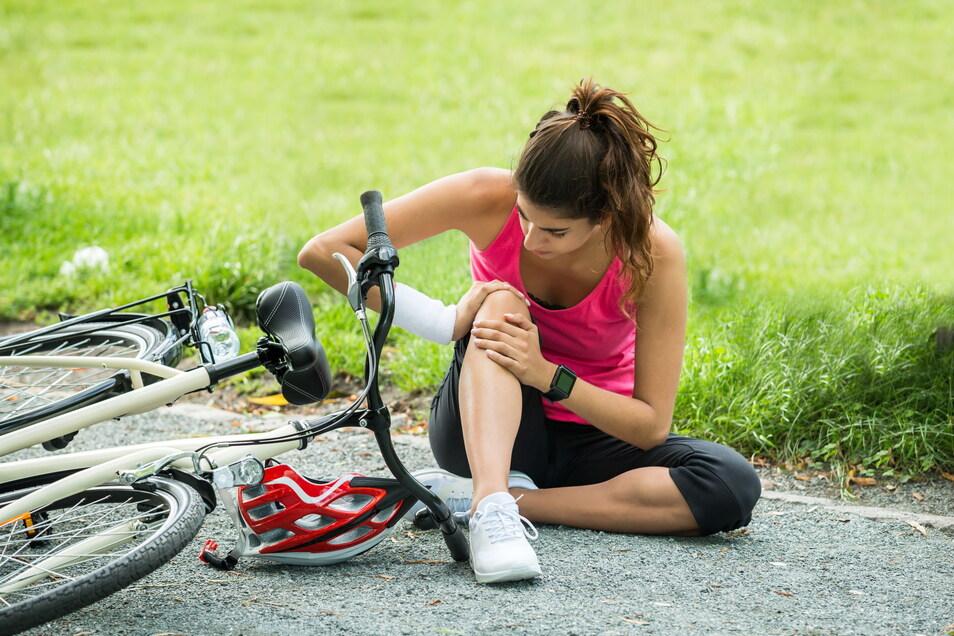 Ein Sturz kann langwierige Folgen für die Gesundheit haben.