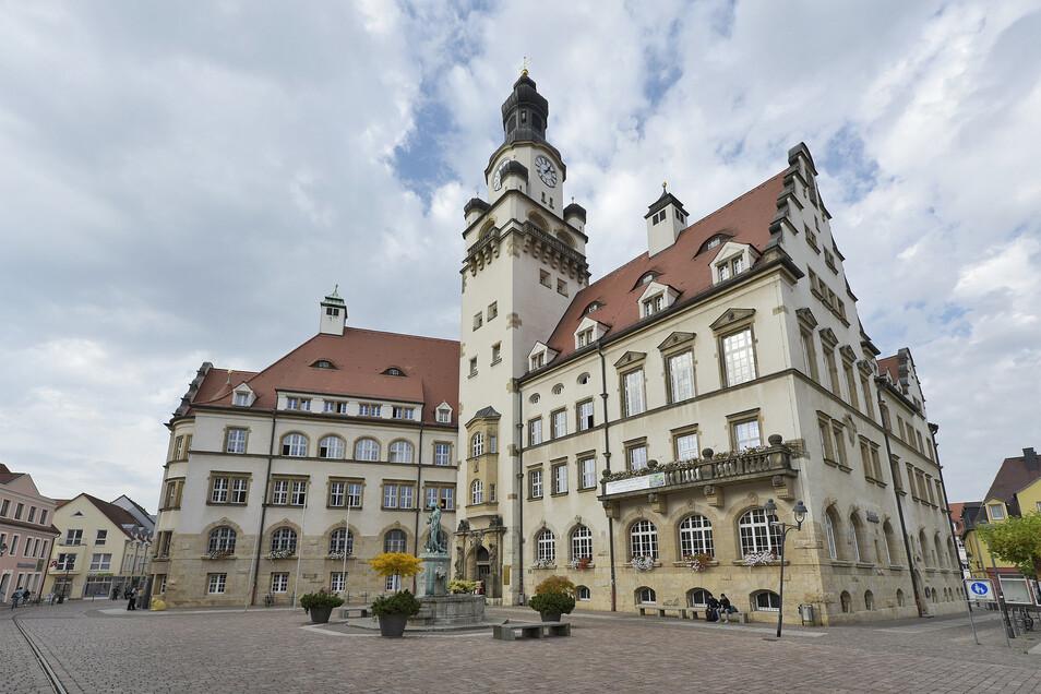 Der Stadtrat kam zu seiner zweiten Sitzung im Döbelner Rathaus zusammen.