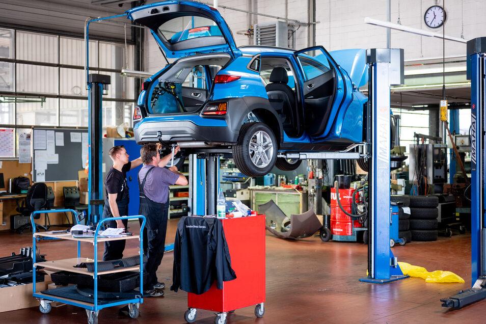 TG Hyundai startet mit tollen Rabatten in den Frühling.