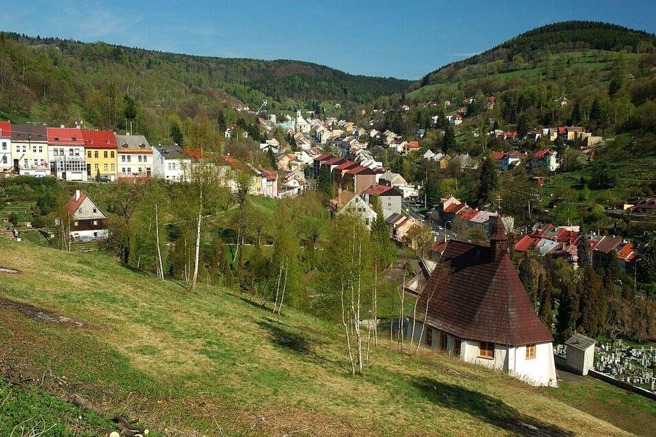 18. Bergbaulandschaft Jáchymov