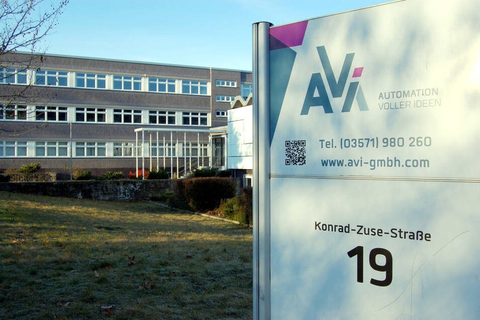 Seit 2012 sind AVI und Prowatec an der Zusestraße in Hoyerswerdas WK I zu finden. 50 Mitarbeiter sind hier mit Lösungen zur Automatisierung befasst.
