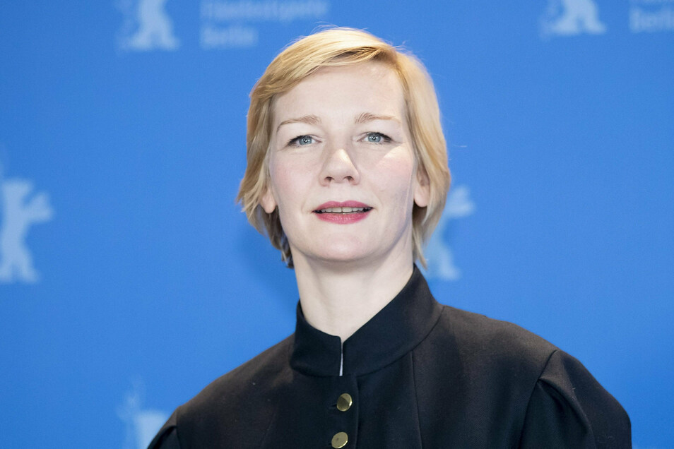 Schauspielerin Sandra Hüller