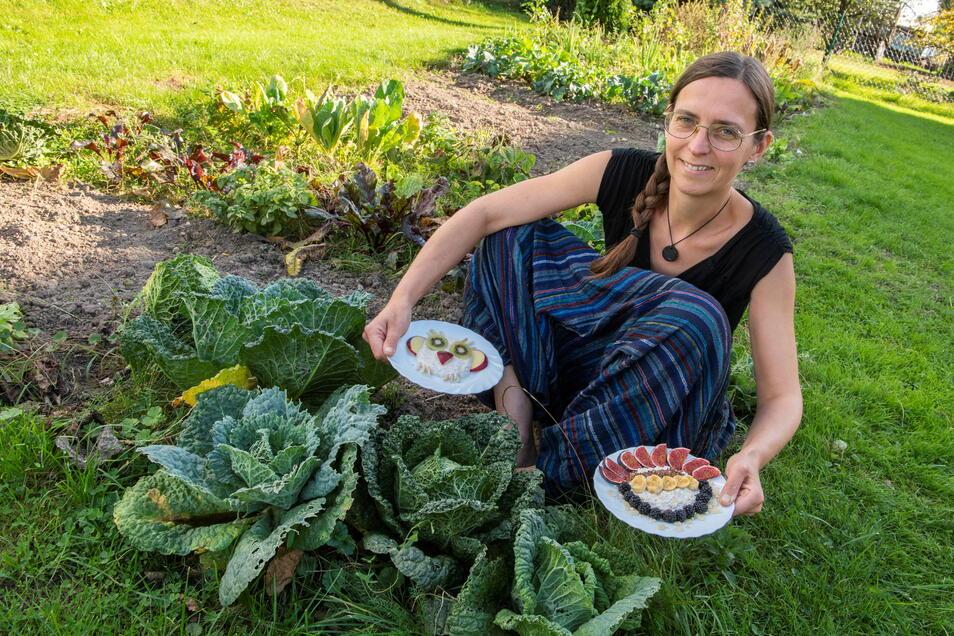 Nicole Hausdorf aus Schönborn ist ärztlich geprüfte Gesundheitsberaterin mit einer Praxis für ganzheitliche Ernährungsberatung.