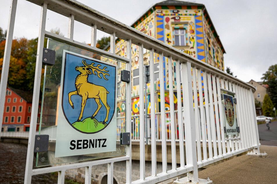 Sebnitzer Stadtwappen: Die Verwendung des goldenen Hirschs ist jetzt reglementiert.